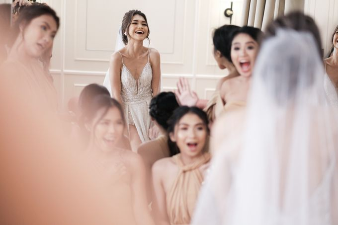 Kim Kurniawan  & Elisa Novia Wedding by HOUSE OF PHOTOGRAPHERS - 042