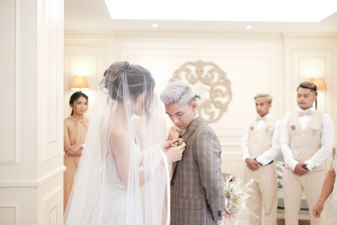 Kim Kurniawan  & Elisa Novia Wedding by HOUSE OF PHOTOGRAPHERS - 043