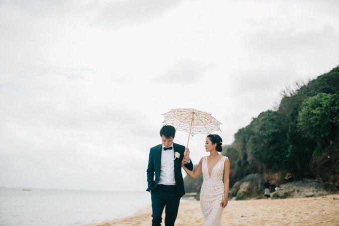 Char & Don Wedding by AMOR ETERNAL BALI WEDDING & EVENTS - 004