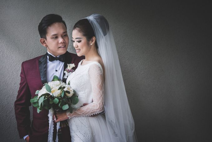 stiven & chika wedding by alivio photography - 007