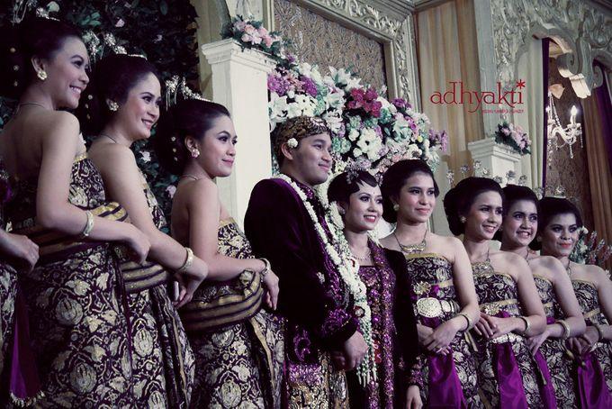 Tania & Adri Wedding by Adhyakti Wedding Planner & Organizer - 025