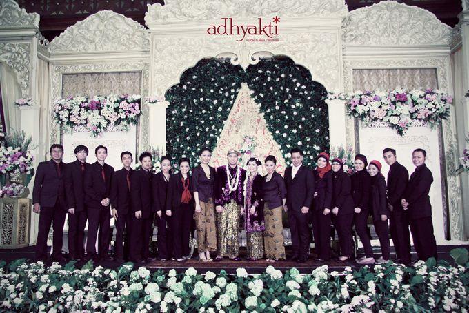 Tania & Adri Wedding by Adhyakti Wedding Planner & Organizer - 026