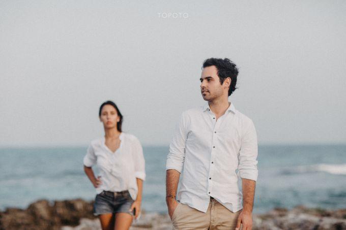 Prewedding Ignacio & Ivy by Topoto - 009