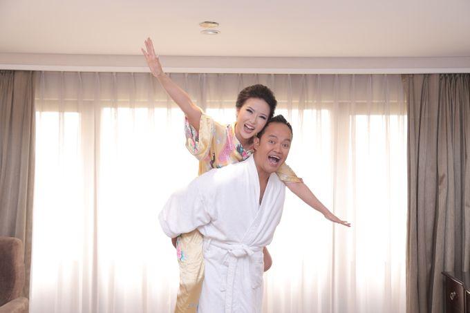 Gandhy & Vivin Wedding Day by KYRIA WEDDING - 018