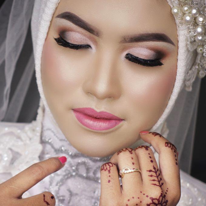 Putri's Wedding by Dian Salon - 004