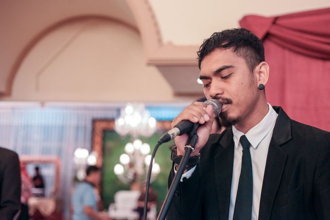 Hendry & Vita Wedding by KEYS Entertainment - 003