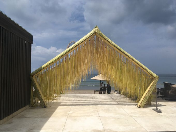 Contemporary archways and venue dressing by Make A Scene! Bali - 007