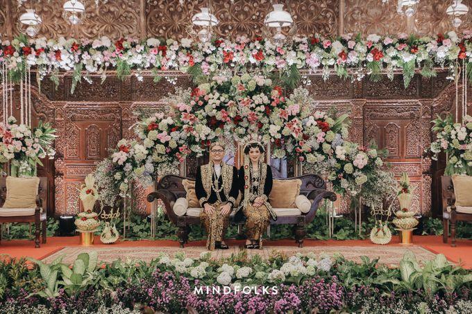The Wedding of Danis & Monic by  Menara Mandiri by IKK Wedding (ex. Plaza Bapindo) - 008