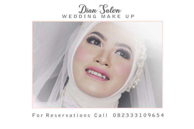 Putri's Wedding by Dian Salon - 001