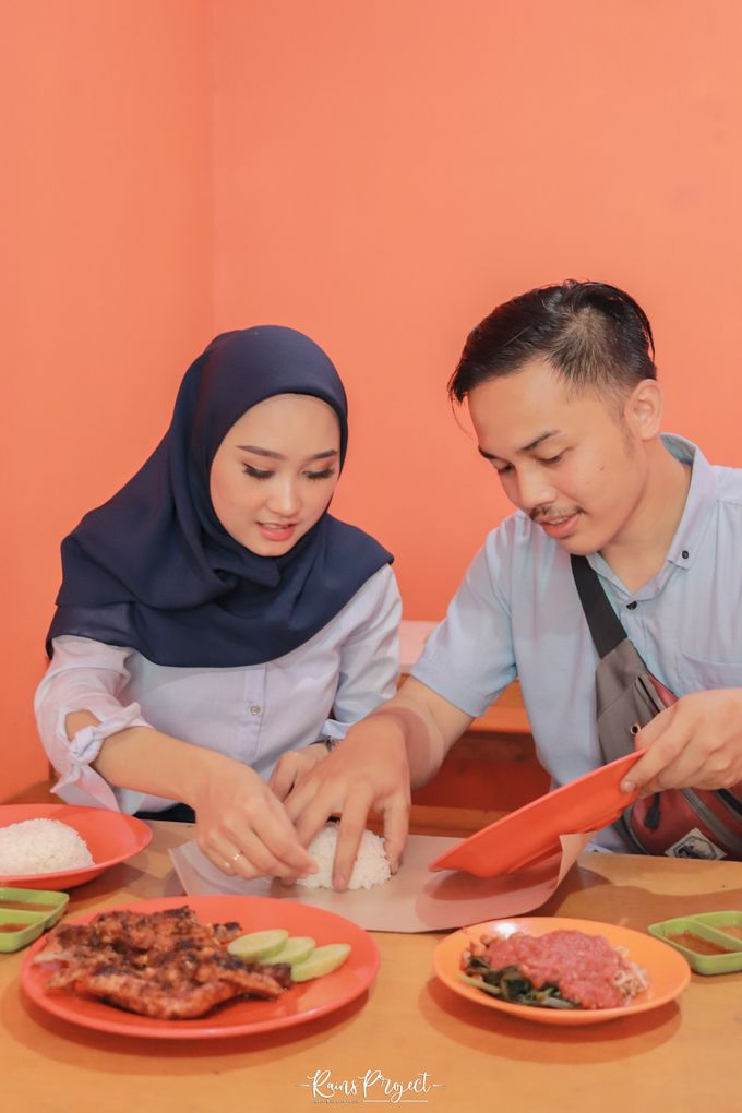 The Story of Fadli & Ayu by Rains Project - 011