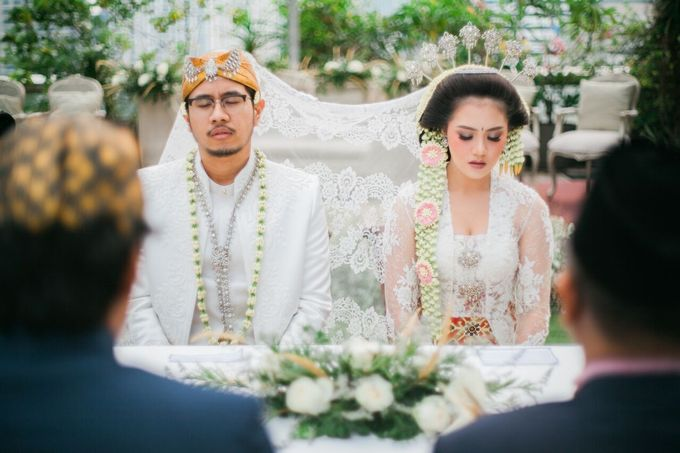 The Wedding of Ayu & Kevin by KAIA Cakes & Co. - 036