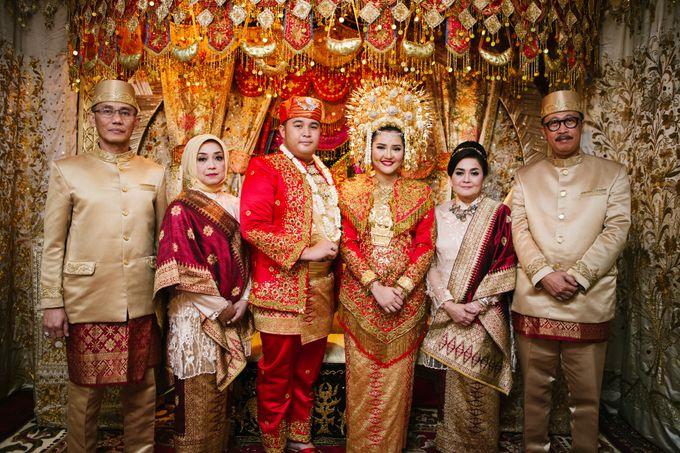 Mirna & Pras Wedding by Akuwedding - 002