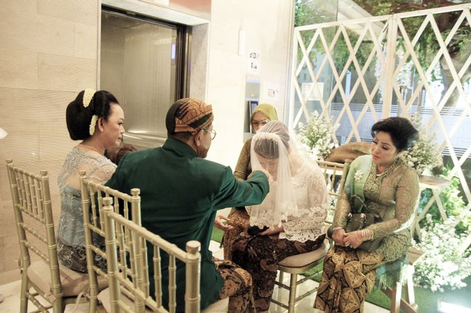Bella & Nugroho Akad Nikah by Our Wedding & Event Organizer - 004