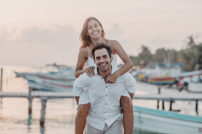 Prewedding Ignacio & Ivy by Topoto - 011