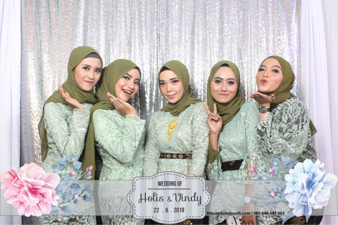 Holis & Vindy by Litbox Photobooth - 003
