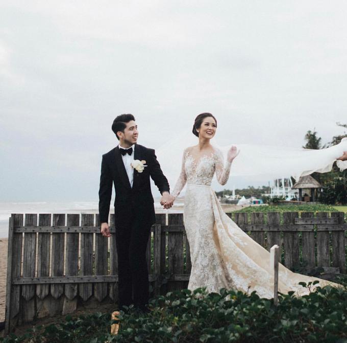 THE WEDDING OF HANSEN & NATHANIA by Jessica Cendana - 007