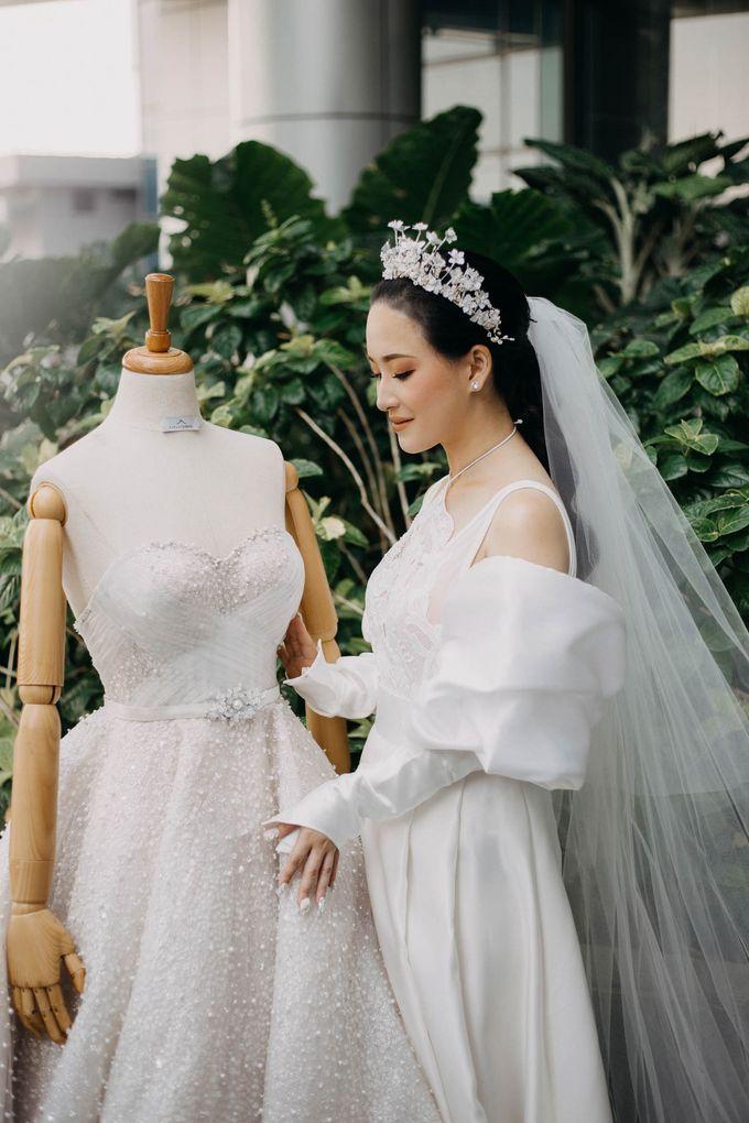Steven & Amelia Wedding by Kev by MA Fotografia - 011