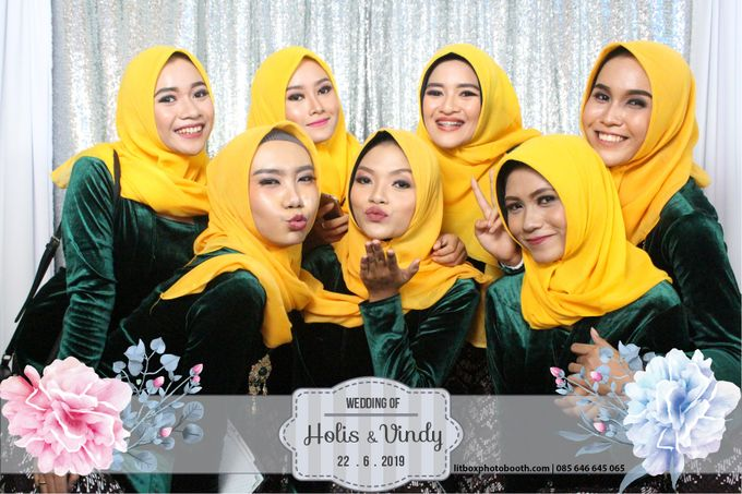 Holis & Vindy by Litbox Photobooth - 002