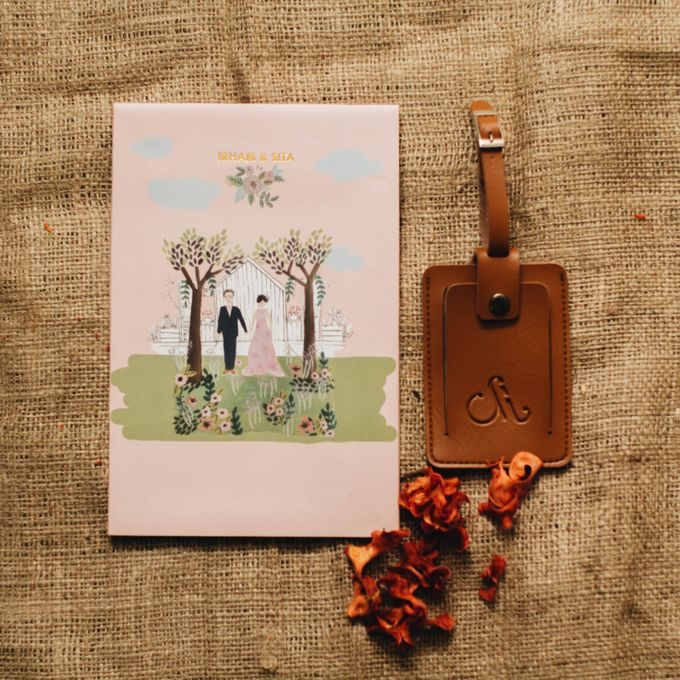 Laksita & Irham by Signore Gift - 002