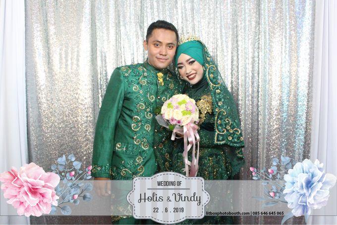 Holis & Vindy by Litbox Photobooth - 001