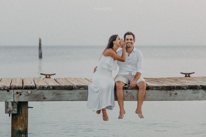 Prewedding Ignacio & Ivy by Topoto - 013