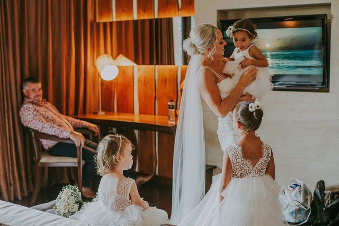 Bridal Hair & Make Up by GLO DAY SPA & SALON BALI - 009