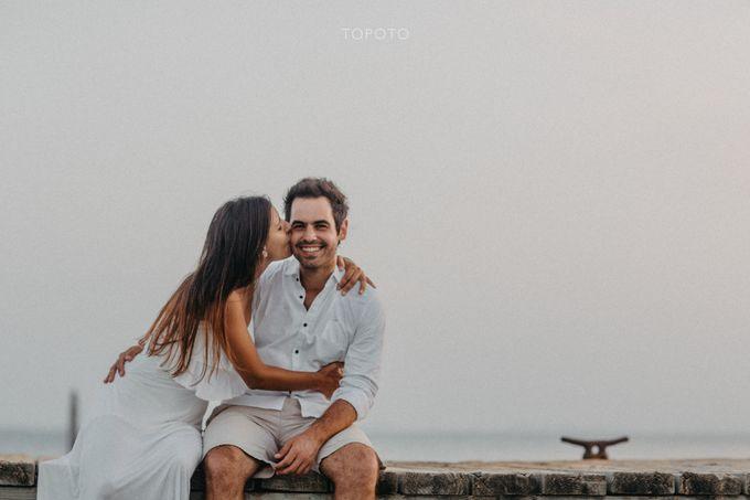 Prewedding Ignacio & Ivy by Topoto - 014