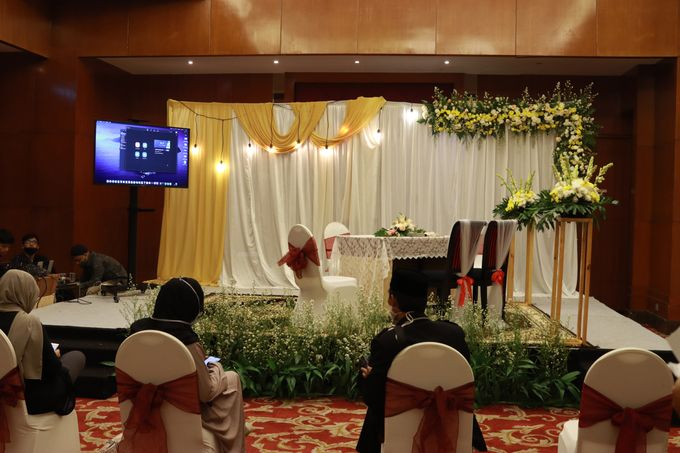 New Normal Online Wedding Jakarta - Double V Entertainment by Double V Entertainment - 001