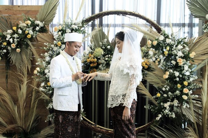Bella & Nugroho Akad Nikah by Our Wedding & Event Organizer - 007
