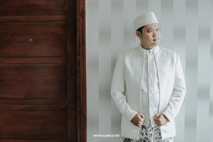 The Wedding Of Shella & Lutfi by alienco photography - 002