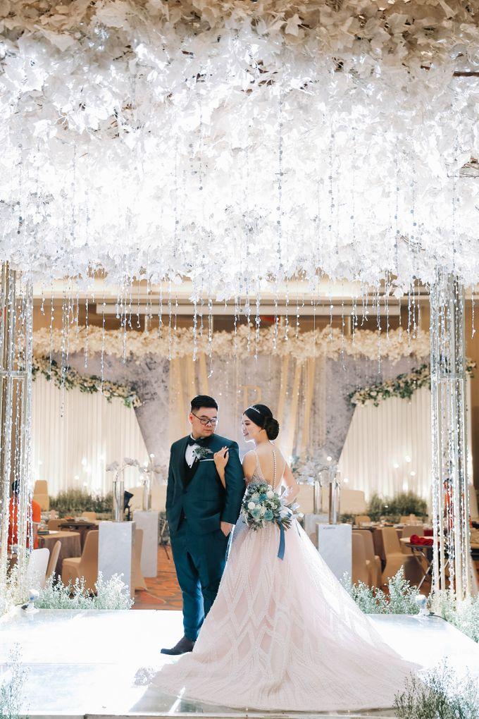 The Wedding Of Edwin & Raissa by delazta wedding coordinator - 036
