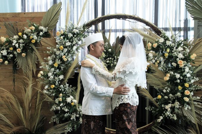 Bella & Nugroho Akad Nikah by Our Wedding & Event Organizer - 008