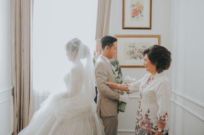 Wedding of Margaretha & Purwo Adi by Ariel Photography - 027