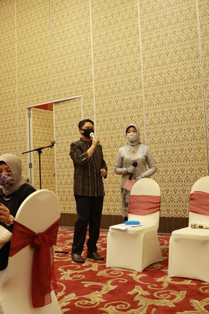 New Normal Online Wedding Jakarta - Double V Entertainment by Double V Entertainment - 010