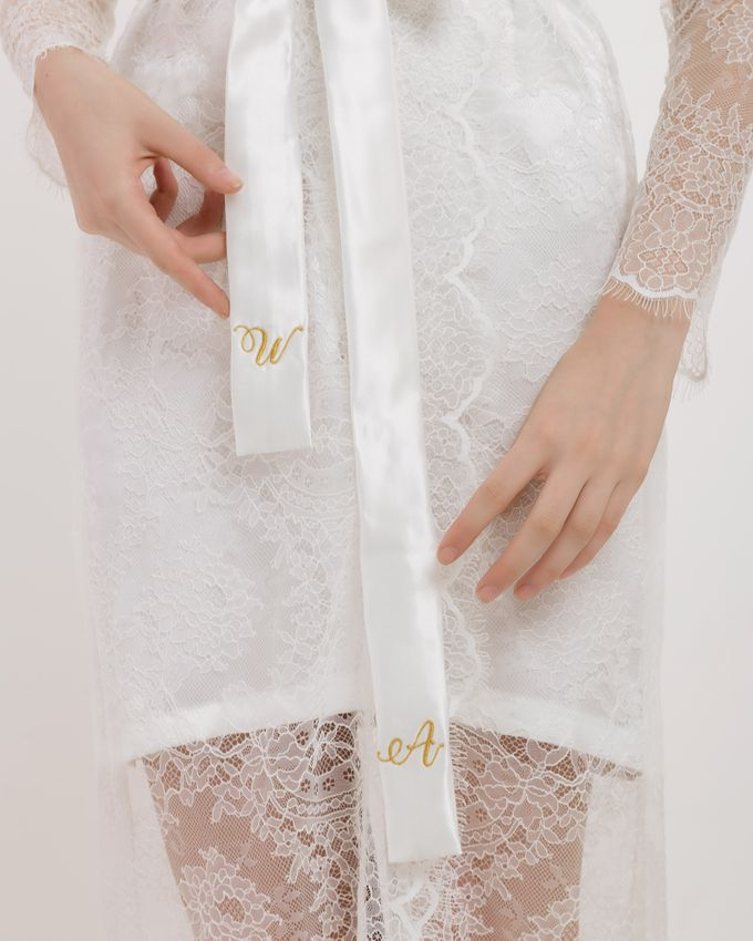 BRIDE ROBES by Cana Robes - 006