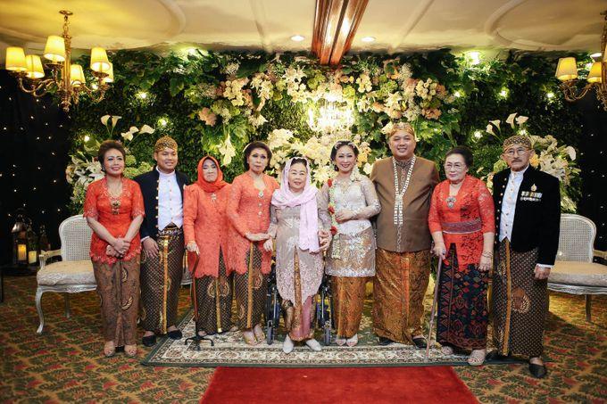 Traditional Wedding of Ami & Adi by MERCANTILE PENTHOUSE WEDDING - 021