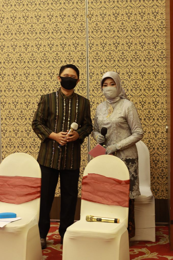 New Normal Online Wedding Jakarta - Double V Entertainment by Double V Entertainment - 011