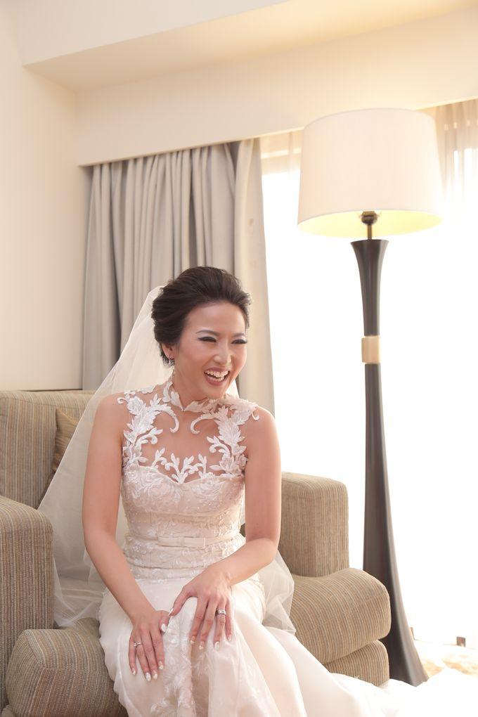 Gandhy & Vivin Wedding Day by KYRIA WEDDING - 007