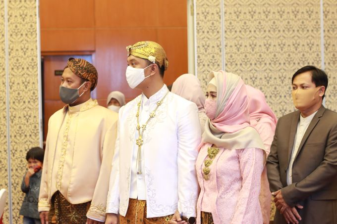 New Normal Online Wedding Jakarta - Double V Entertainment by Double V Entertainment - 016