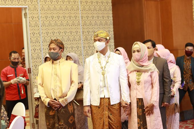 New Normal Online Wedding Jakarta - Double V Entertainment by Double V Entertainment - 017