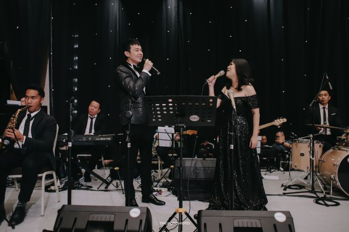 Ritz Carlton Kuningan - Tommy & Catherine by Maestro Wedding Organizer - 015