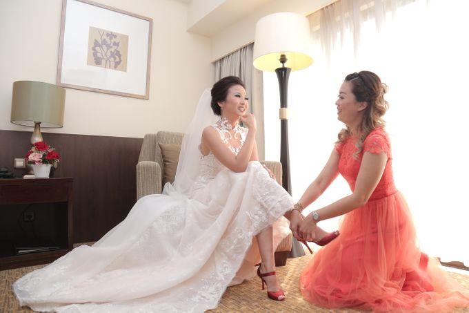 Gandhy & Vivin Wedding Day by KYRIA WEDDING - 020