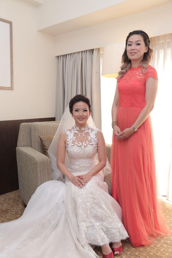 Gandhy & Vivin Wedding Day by KYRIA WEDDING - 008