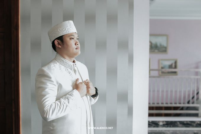 The Wedding Of Shella & Lutfi by alienco photography - 005