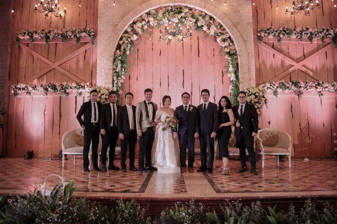 Robby & Alitta Wedding by KEYS Entertainment - 001