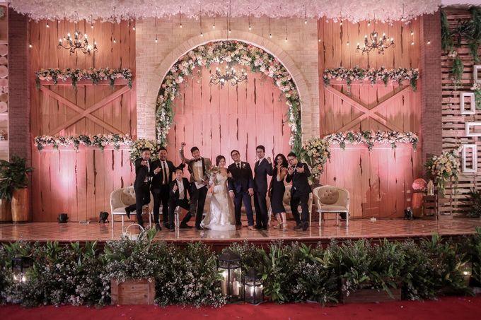 Robby & Alitta Wedding by KEYS Entertainment - 003