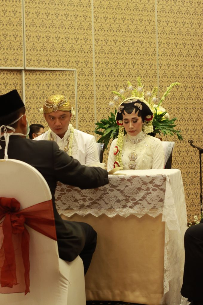 New Normal Online Wedding Jakarta - Double V Entertainment by Double V Entertainment - 024