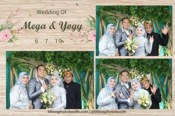 Wedding Of Mega and Yogi by Litbox Photobooth - 002