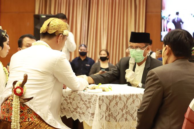 New Normal Online Wedding Jakarta - Double V Entertainment by Double V Entertainment - 029
