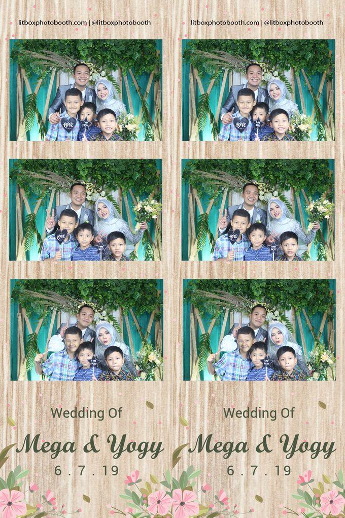 Wedding Of Mega and Yogi by Litbox Photobooth - 001
